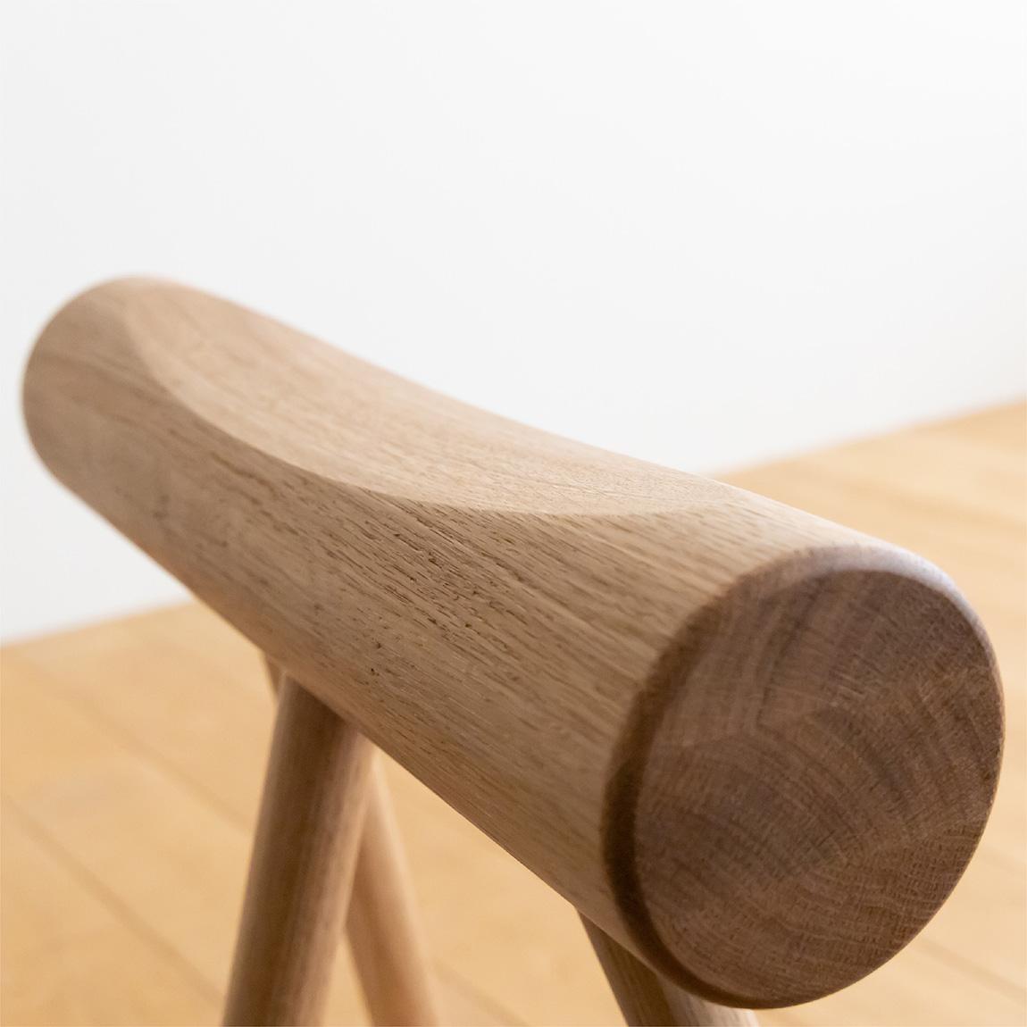 entrance stool(oak)