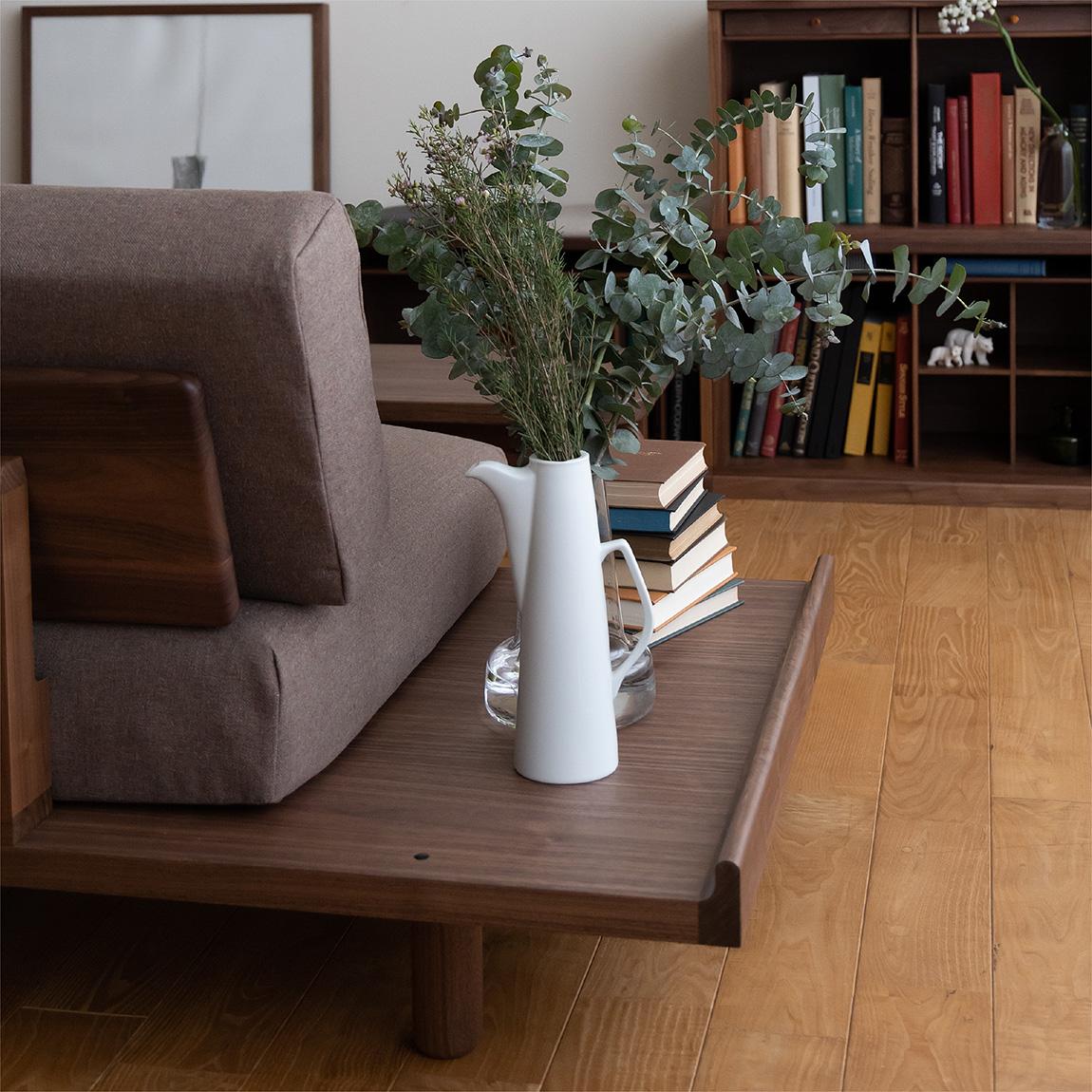 PISOLINO Sofa Bed(walnut)