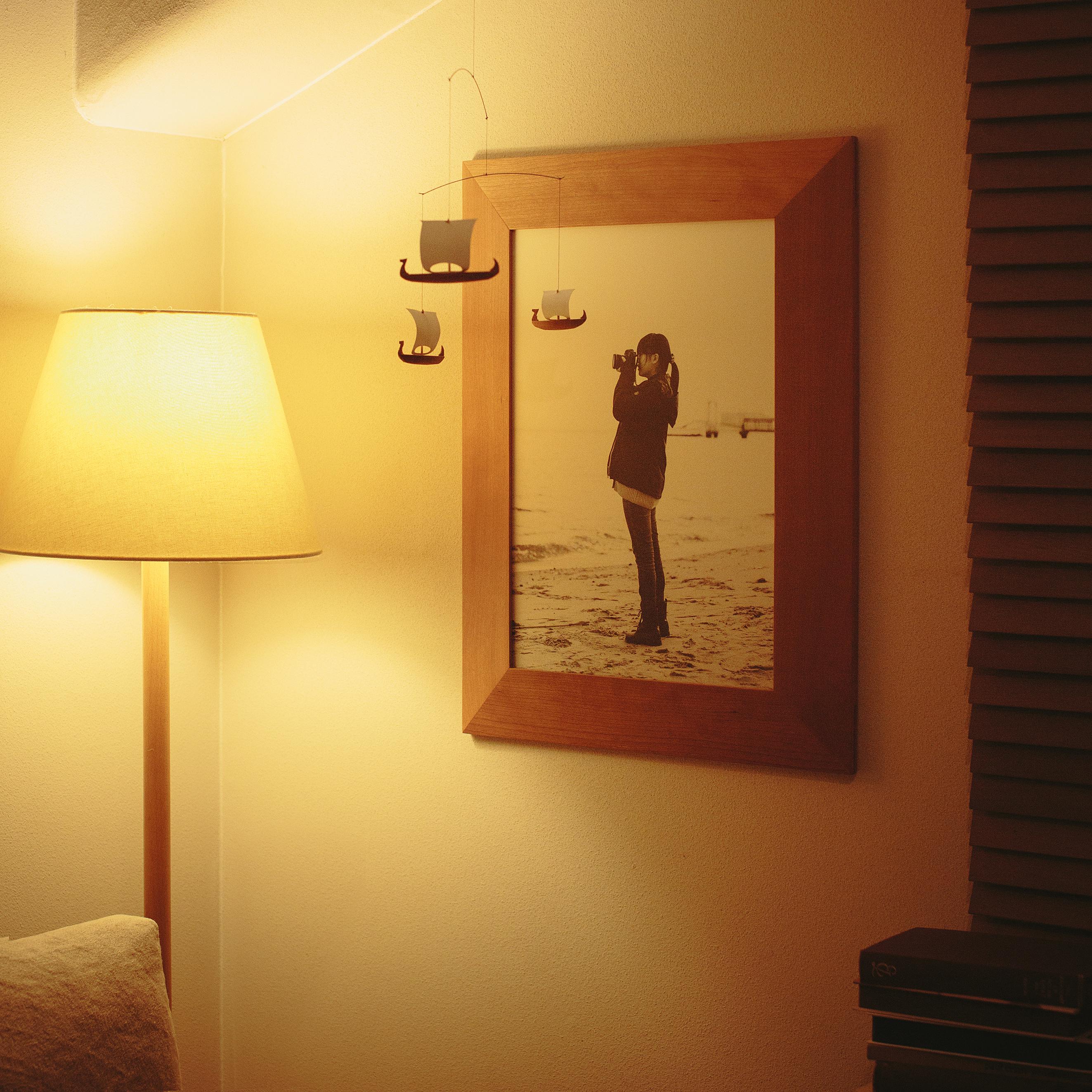 FRAMEのある部屋